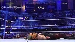 Enlace a Y ya se había acabado la racha de Undertaker, ahora se va la de Mou
