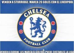 Enlace a El Chelsea no es precisamente el mejor equipo en esto de vender jugadores