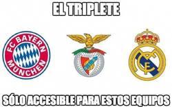 Enlace a El triplete sólo es ya posible para estos 3 equipos