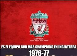 Enlace a Hoy el Liverpool aseguró matemáticamente su puesto en Champions