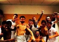 Enlace a El año que viene veremos a la Roma en la Champions League. ¡Selfie para celebrarlo!