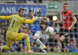 Enlace a Y no podía faltar la cara de Phil Jones vs Everton