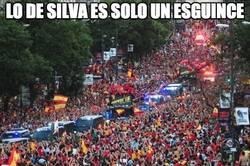 Enlace a Lo de Silva es sólo un esguince