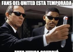 Enlace a Fans del United esta temporada