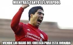 Enlace a El Liverpool se frota las manos porque este domingo juega contra el Chelsea