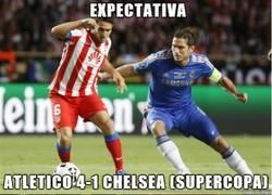 Enlace a Y esto ha sido el Atlético - Chelsea