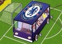 Enlace a El Chelsea, para variar usando la misma táctica de siempre