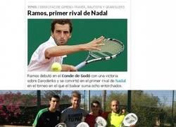 Enlace a Ramos vs Nadal
