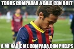 Enlace a Todos comparan a Bale con Bolt