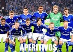 Enlace a Menú alemán del Real Madrid