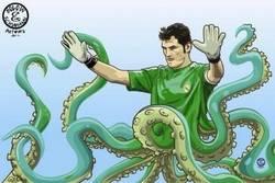 Enlace a Casillas en Champions y en Copa del Rey