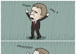 Enlace a La triste situación de Moyes