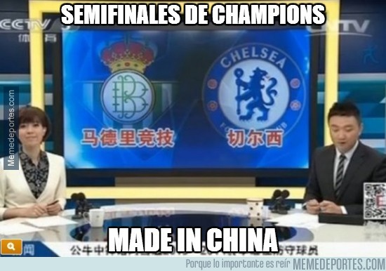 305113 - Semifinales de Champions made in China
