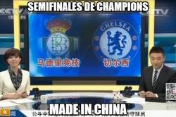 Enlace a Semifinales de Champions made in China