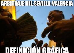 Enlace a Arbitraje del Sevilla-Valencia