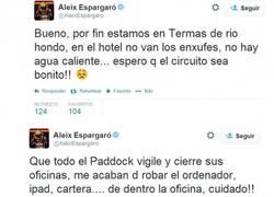 Enlace a Aleix Espargaró ya sufre el GP de Argentina