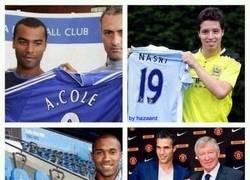 Enlace a Arsene Wenger: Me sorprende la venta de Mata al United, lo vendieron a un rival directo. ¿Y tú?