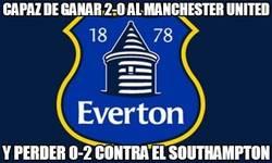 Enlace a El Everton se aleja él solo de Champions marcándose 2 goles en propia puerta