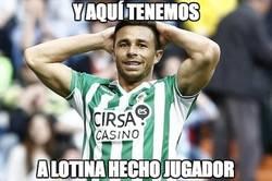 Enlace a Rubén Castro ha descendido a Segunda con 4 equipos distintos