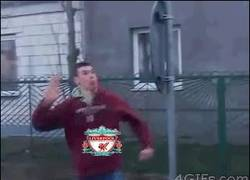 Enlace a GIF: Liverpool vs Chelsea. Descripción gráfica