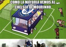 Enlace a El Chelsea es un equipazo y Mourinho un estratega. Y punto