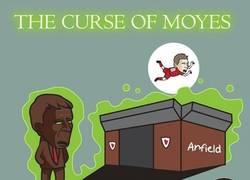 Enlace a Ayer la estatua de Moyes transmitió su espíritu en Anfield