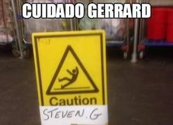 Enlace a Cuidado Gerrard