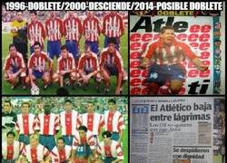 Enlace a 1996-Doblete/2000-Desciende/2014-Posible Doblete