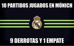 Enlace a Las estadísticas no están a favor del Real Madrid esta noche