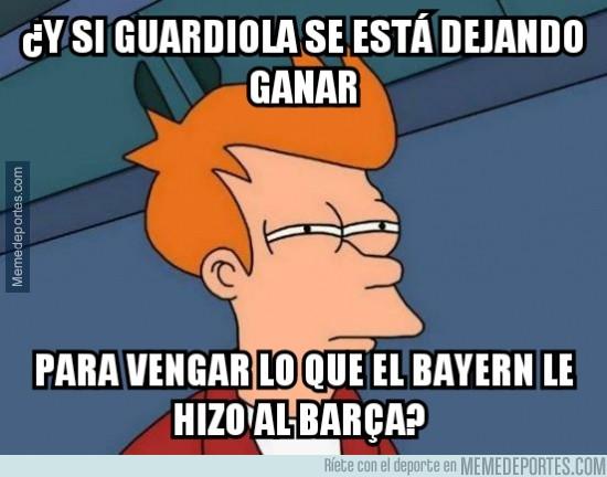 308525 - Guardiola y el Madrid vengando al Barça