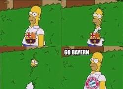Enlace a Cambio de papeles del Barça