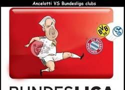 Enlace a Ancelotti en Alemania con el Real Madrid
