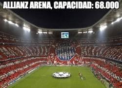 Enlace a Ayer hubo un asistente más en el Allianz Arena, ¿sabes quién?