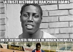 Enlace a La alucinante historia de Jean-Pierre Adams