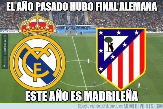 309927 - Final madrileña en Champions. ¿Con quién vas?