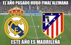 Enlace a Final madrileña en Champions. ¿Con quién vas?