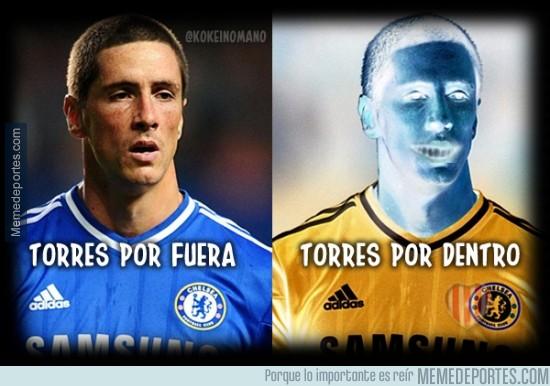 310116 - Radiografía a Fernando Torres