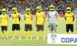 Enlace a El homenaje a Ayrton Senna de parte del Corinthians