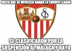 Enlace a Dicen que se merecen ganar la Europa League