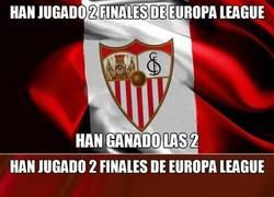 Enlace a Dato curioso de cara a la final entre Sevilla y Benfica