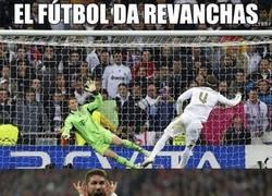Enlace a El fútbol no siempre da revanchas, ¡chúpate esa, Chelsea!