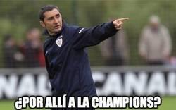 Enlace a Valverde, directo a Champions con su Athletic