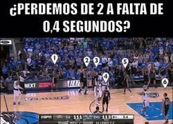 Enlace a Despiste de los San Antonio Spurs en el sexto partido