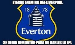 Enlace a ¿El Everton ha perdido lícitamente o a propósito?