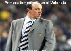 Enlace a Rafa Benítez, el entrenador que sólo debería estar una temporada por estos motivos