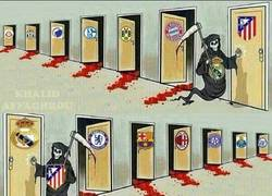 Enlace a Los caminos a la final de Atleti y Madrid