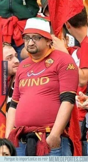 312331 - Así han quedado los fans de la Roma al perder 4-1 y regalar el Scudetto