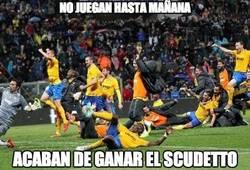 Enlace a ¡La Juve campeona del Scudetto!