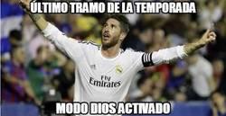 Enlace a Sergio Ramos, modo dios activado