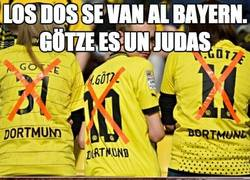 Enlace a La lógica del Borussia
